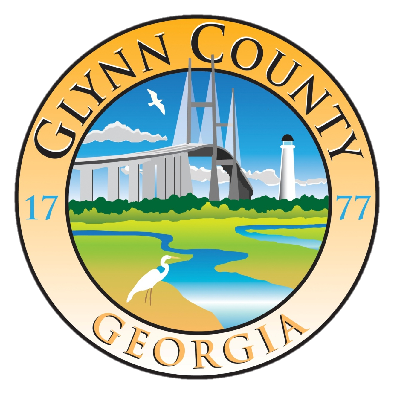 Glynn County Board of Commissioners logo