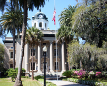Probate Court is located in the Historic Courthouse