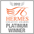 Hermes Creative Award Winner