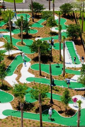 Fun Zone Mini Golf