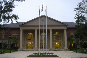Camden County Courthouse