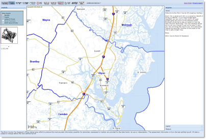 Property Map / Records Search | Glynn County, GA - Official