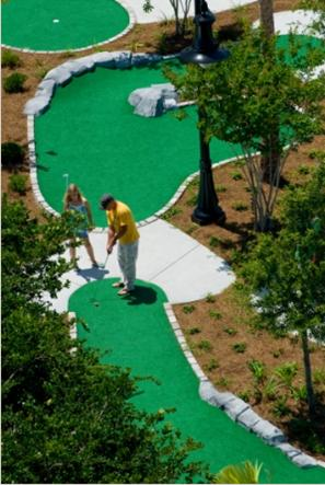 Neptune Fun Zone Mini Golf